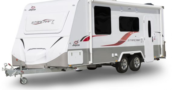 16.51-3 Jayco Starcraft Caravan (single axle)