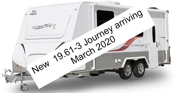 19.61-3 Jayco Journey Caravan