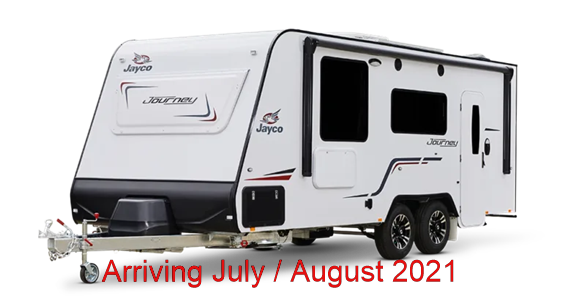 22.68-3 Jayco Journey Caravan